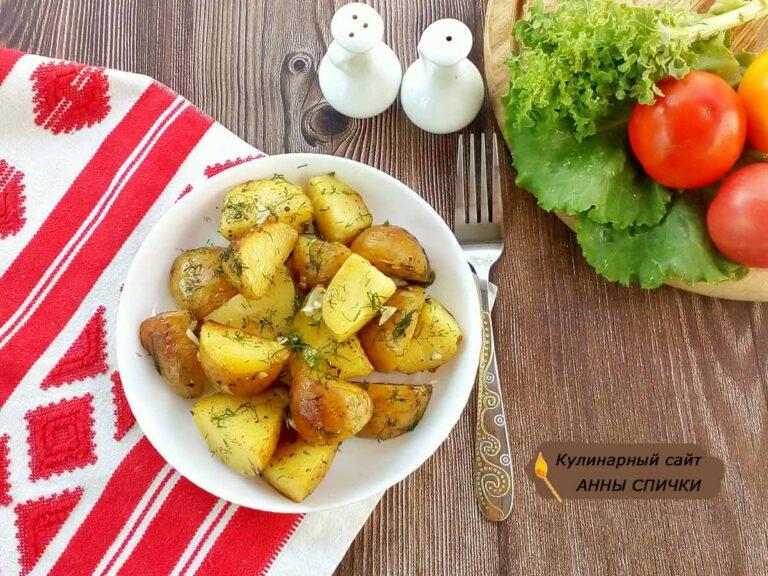 Что приготовить из вареной картошки в мундире