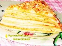 Торт рыжик