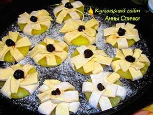 Как приготовить ананасы в слоеном тесте - шаг 3