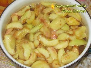 Как варить варенье из персика