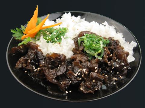 Блюда из китайского древесного гриба