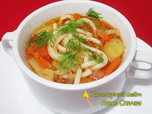 Лагман суп