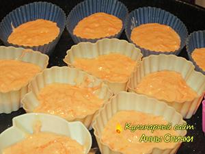 Как испечь морковные кексы