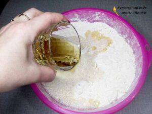 Печенье на пиве с маргарином рецепт