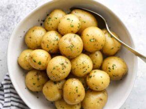 Зачем варить картофель в мундирах