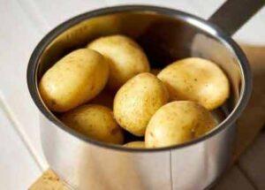 Как варить картошку в мундирах