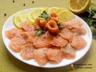 Как засолить обрезь лосося в домашних условиях