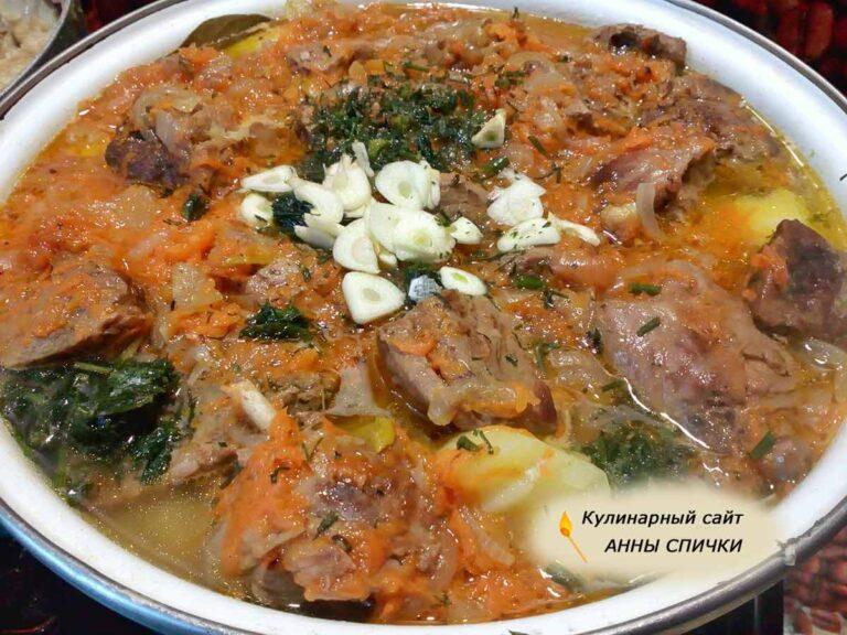 Картофельный соус с уткой рецепт в кастрюле