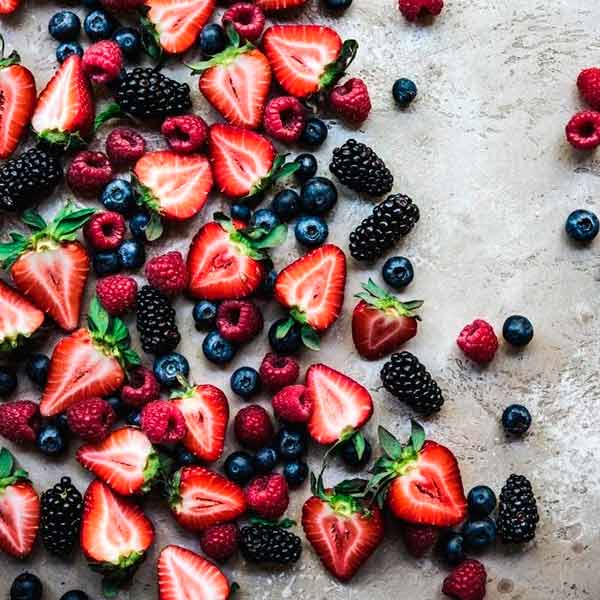 Фрукты и ягоды на зиму