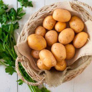 Картошка в мундирах как готовить сколько готовить